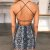 Vestido de Alcinha SNAKESKIN - Duas Cores - Imagem 6