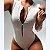 Body Frisado ZIP-UP - Três Cores - Imagem 2