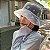 Chapéu BUCKET HAT Transparente MARGARIDAS - Duas Cores - Imagem 8