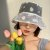 Chapéu BUCKET HAT Transparente MARGARIDAS - Duas Cores - Imagem 2
