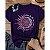 Camiseta LOVE BY THE MOON - Três Cores - Imagem 2