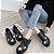 Sapato de Couro DAISIES - Fosco & Envernizado - Imagem 1