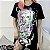Camiseta Longline Gótica DEATH ALICE - Imagem 5