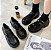 Sapato Tratorado de Couro FIVELA DUPLA - Fosco & Envernizado - Imagem 10