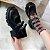 Sapato Tratorado de Couro FIVELA DUPLA - Fosco & Envernizado - Imagem 3