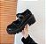 Sapato Tratorado de Couro FIVELA DUPLA - Fosco & Envernizado - Imagem 8