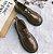 Sapato de Couro BASICWEAR - Duas Cores - Imagem 8