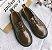 Sapato de Couro BASICWEAR - Duas Cores - Imagem 6
