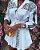 Vestido de Manga Longa WHITE FASHION - Três Estampas - Imagem 2