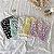 Blusa Transparente de Seda MARGARIDAS - Várias Cores - Imagem 3