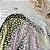Blusa Transparente de Seda MARGARIDAS - Várias Cores - Imagem 4