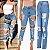 Calça Jeans Reta ALLRIPPED - Imagem 1