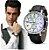 Relógio YAZOLE Quartz de Pulseira de Couro - Várias Cores - Imagem 2