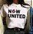 Camiseta NOW UNITED - Imagem 1