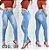 Coleção de Calça Jeans Cós Alto - Várias Cores - Imagem 5