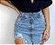 Minissaia Jeans RIPPED - Imagem 2
