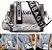 Bolsa Crossbody WAIODER HOMME + FEMME - Várias Cores - Imagem 6