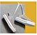 Tênis STAR Cano Baixo GLITTER STAR - Duas Cores - Imagem 1