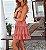 Vestido de Alcinha Babados Plissados BACKLACE - Várias Cores - Imagem 4
