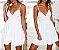 Vestido de Alcinha Babados Plissados BACKLACE - Várias Cores - Imagem 6