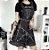 Vestido de Alça Gótico BLACK ROSES - Imagem 1