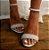 Sandália de Salto Quadrado PEROLADA - Imagem 2