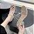 Sandália Santo Quadrado Transparente SPIKED - Várias Cores - Imagem 3