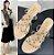 Sandália Santo Quadrado Transparente SPIKED - Várias Cores - Imagem 2