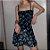 Vestido de Alcinha BORBOLETAS NA NOITE - Imagem 1