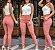 Calça Skinny Bengaline com Cinto - Várias Cores - Imagem 1