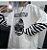 Camiseta Manga Longa Dupla NEED MORE SPACE - Duas Cores - Imagem 5