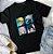 Camiseta NARUTO AKATSUKI ACADEMY - Imagem 4