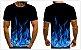 Camiseta EM CHAMAS - Três Cores - Imagem 2