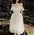 Vestido Vintage com BABADOS - Imagem 5
