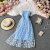 Vestido de Alcinha MARGARIDAS - Imagem 1