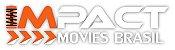 Adesivo Impact Movies Brasil - Branco - Imagem 1