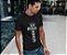 Camiseta Masculina Jesus King Of Kings - Imagem 1