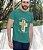 Camiseta Turquesa Deus do Impossível - Imagem 1