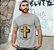 Camiseta Cinza Deus do Impossível - Imagem 1
