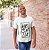 Camiseta Branca Yeshua Quadro - Imagem 1