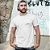 Camiseta Branca Jesus - Peito - Imagem 1