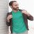 Camiseta Turquesa Jesus - Peito - Imagem 1