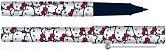 Caneta Esferográfica Hello Kitty Laços - Branca - Imagem 1