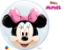 Balão Bubble Disney Shaped Minnie Mouse - Imagem 1
