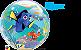 Balão Bubble Disney Pixar Nemo e Procurando Dory - Imagem 1