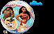 Balão Bubble Disney Moana - Imagem 1
