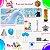 Festa na Caixa-Frozen Elsa Nokk Elementos - Imagem 3