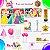 Festa na Caixa-Princesas Atitude que brilha - Imagem 3