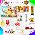 Kit Festa na Caixa HOME - Pooh - Imagem 2