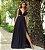 Vestido Mônaco Preto - Imagem 1